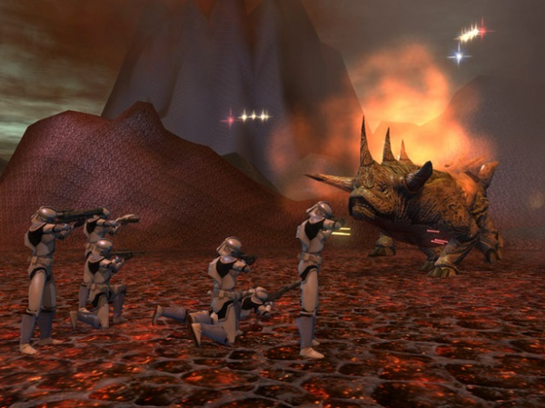 Star Wars Galaxies, fans de Star Wars Galaxies recogen firmas para evitar que Sony lo cierre