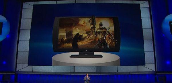 E3 2011, Sony anuncia un pack con televisión en 3D, gafas, cable HDMI y el juego Resistance 3