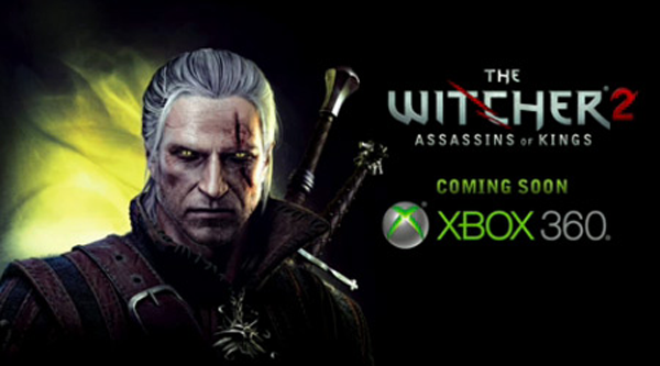 The Witcher 2: Assassins of Kings, el juego de rol saldrá para Xbox 360 a finales de este año