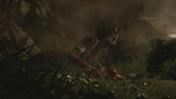 E3 2011, Microsoft muestra un vídeo real del juego Tomb Raider