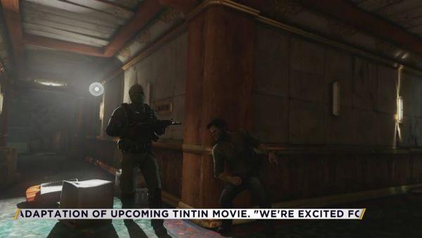 E3 2011, Sony muestra el juego de acción Uncharted 3 que saldrá el 1 de noviembre