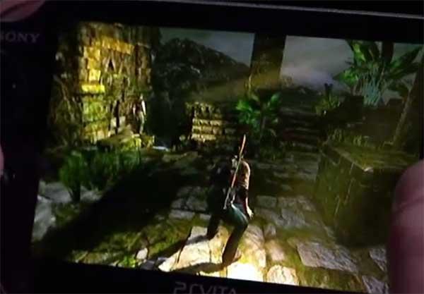 E3 2011, Uncharted Golden Abyss será el título del juego en la nueva PlayStation Vita
