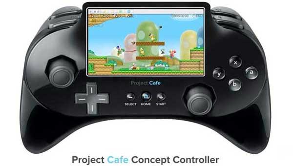 Wii U, confirmados los detalles del mando de la próxima consola de Nintendo