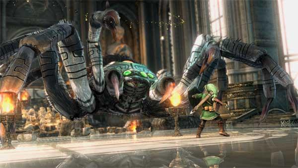 Zelda, confirmado para la nueva Wii U