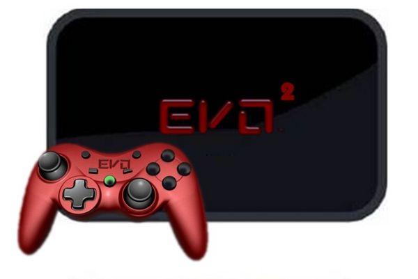 EVO 2, nueva consola para jugar en la televisión a todos los juegos del sistema operativo Android