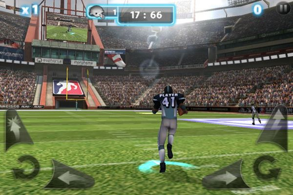 Backbreaker 2, descarga gratis juegos para iPhone, iPad y iPod Touch por tiempo limitado