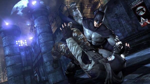 Batman: Arkham City, nuevo trailer que muestra a Enigma en el próximo juego de Batman