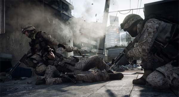 Battlefield 3, nuevo vídeo promocional que muestra escenacios en París