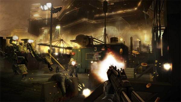 Deus Ex Human Revolution, nuevo vídeo de más de 30 minutos
