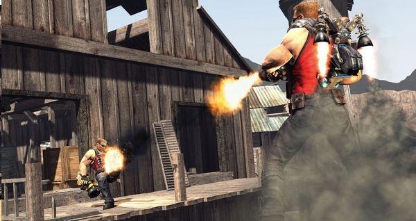 Duke Nukem Forever, detalles del primer contenido descargable para Duke Nukem Forever