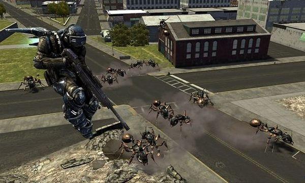 Earth Defense Force: Insect Armageddon, trucos para desbloquear armas y fotos