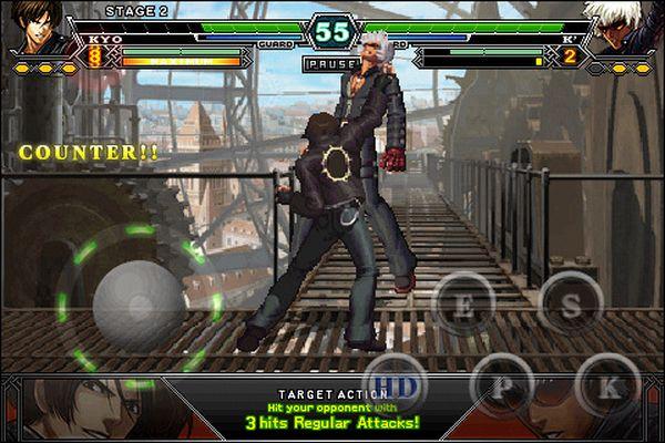King of Fighters-i, este clásico juego de lucha ya puede descargase para iPhone, iPad y iPod Touch