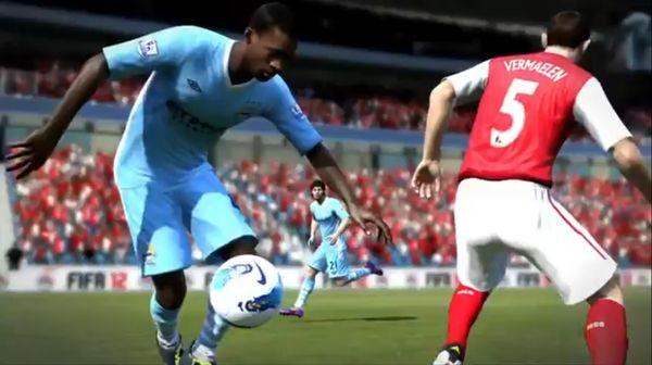 FIFA 12, EA firma un acuerdo con el Manchester City para el nuevo FIFA 12