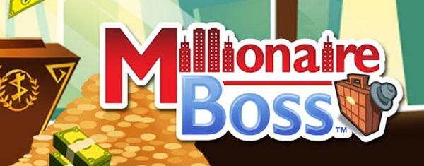 Millionaire Boss, juega gratis en Facebook llevando tu propia oficina con Millionaire Boss