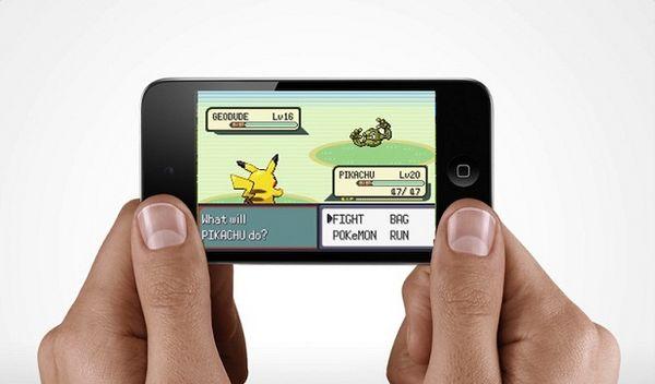 Pokémon Say Tap, Nintendo anuncia que lanzará un juego de Pokemon para teléfonos móviles