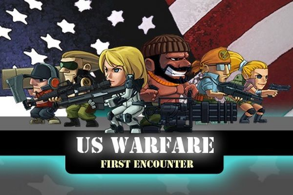 US Warfare: First Encounter, descarga gratis este juego de acción para iPhone, iPad y iPod Touch