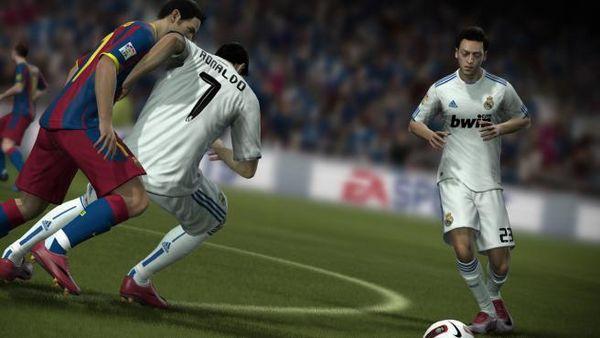 FIFA 13, Electronic Arts afirma que FIFA 13 podría ser compatible con Kinect