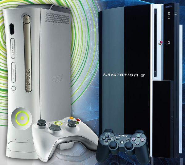 Las ventas globales de Xbox 360 y PlayStation 3 están muy equilibradas