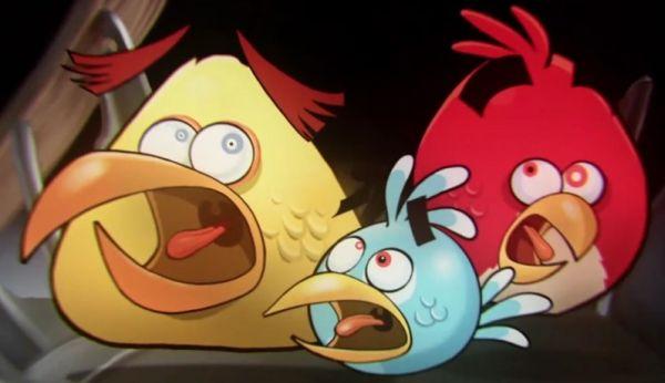 Angry Birds, Rovio prepara la producción de la película Angry Birds