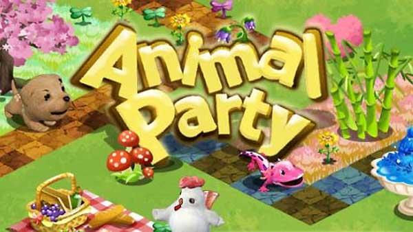 Animal Party, juega gratis en Facebook a esta mezcla de Pokemon y FarmVille
