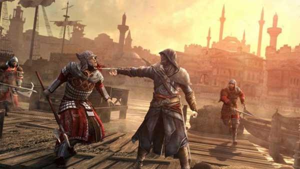 Assassin´s Creed Revelations, más información del juego desde el Comic-Con
