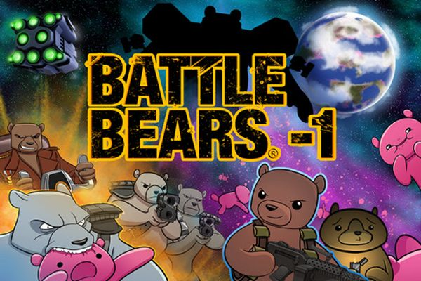 Battle Bears, descarga gratis para iPhone, iPad y iPod Touch el juego de disparos Battle Bears