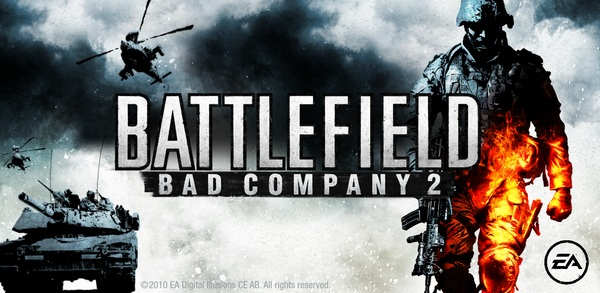 Battlefield: Bad Company 2, ya disponible este juego de disparos en exclusiva para el Xperia Play
