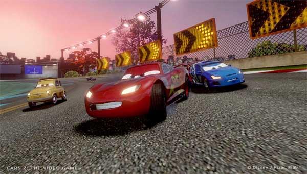 Cars 2, llega un nuevo vídeo del juego de coches espías de la peli de Pixar