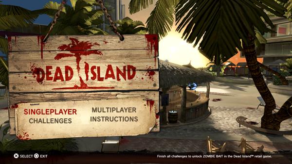 Dead Island, PlayStation Home será tomado por los zombies de este juego de acción