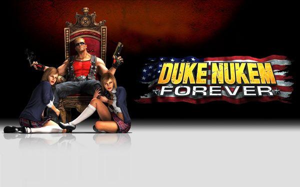 Duke Nukem Forever, actualización para Pc que permitirá llevar hasta cuatro armas a la vez