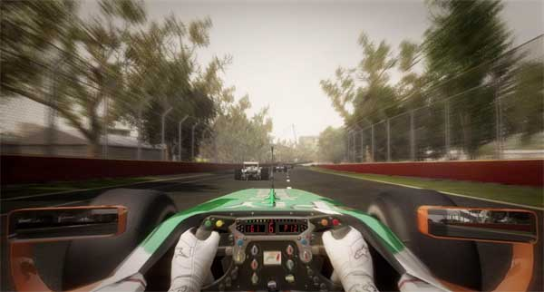 F1 2011, nuevo vídeo que muestra imágenes del juego en acción