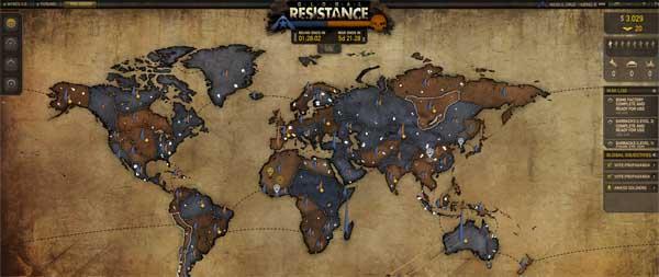 Global Resistance, juega gratis a esta versión online de la serie Resistance