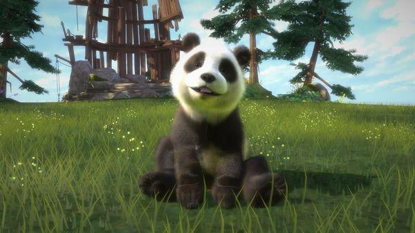 Kinectimals, Microsoft añadirá osos a su juego de mascotas virtuales para Kinect