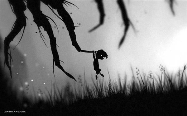 Limbo, un juego de puzzles y plataformas al estilo minimalista