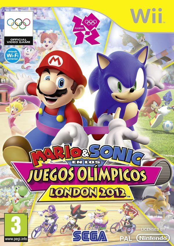 Mario y Sonic en los Juegos Olímpicos Londres 2012, fecha de salida, carátula y nuevas imágenes