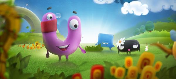 Mooniacs, puzzles y plataformas con monstruos divertidos para iPhone, iPad y iPod