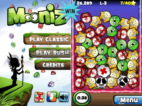 Mooniz, descarga gratis juegos para iPhone, iPad y iPod Touch por tiempo limitado