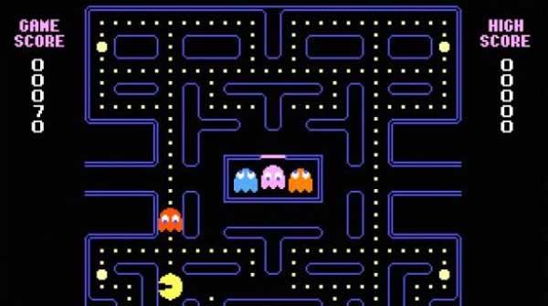 Pac-Man, elegido el mejor juego arcade en una encuesta