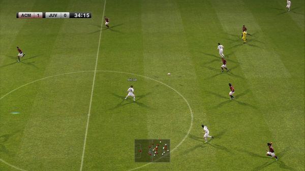 PES 2012, nuevos vídeos del nuevo PES 2012 muestran un nuevo sistema de control