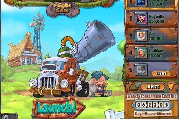 Pig Up!, abren la beta del juego de los creadores de Plantas vs Zombis