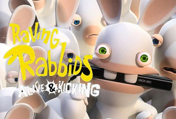 Rayman Raving Rabbids: Alive and Kicking, el juego de los conejitos locos entra en la Xbox 360