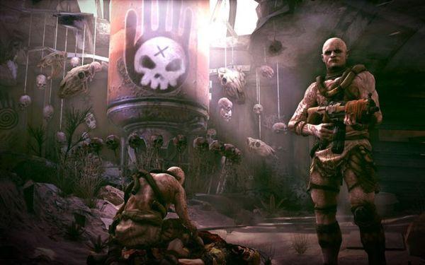 Rage, nuevo vídeo del juego de disparos Rage en el que se muestran sus armas