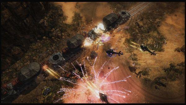 Renegade Ops, nuevo trailer de este juego de acción para Xbox 360, PS3 y Pc