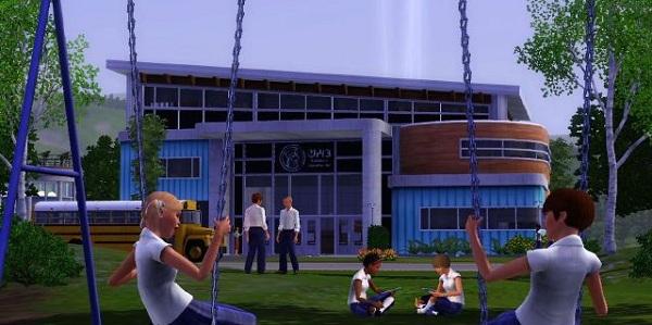 Los Sims 3 Vida Urbana, la expansión de Los Sims para sacarlos de sus hogares