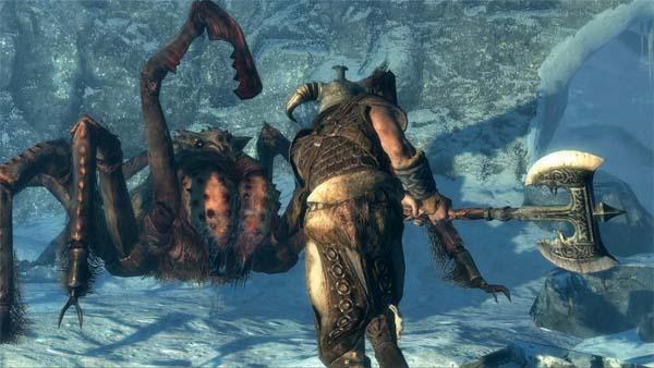 Skyrim, nuevo vídeo con imágenes del juego en acción desde el Comic-Com