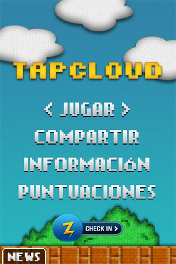 Tapcloud, descarga gratis para iPhone y pierde calorías con este juego de realidad aumentada