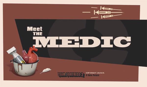 Team Fortress 2, Meet the Medic: la historia y los personajes de este juego de disparos online