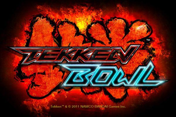 Tekken Bowl, descarga gratis para iPhone este juego de bolos con los personajes de Tekken