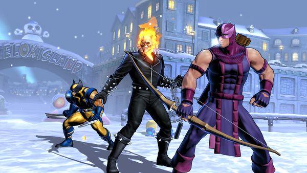Ultimate Marvel vs Capcom 3, Capcom anuncia este nuevo juego de lucha para Xbox 360 y PS3