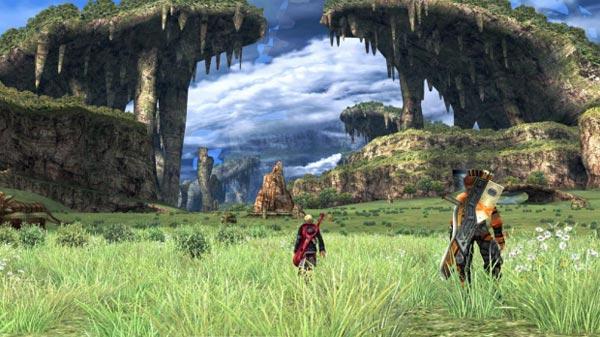 Xenoblade Chronicles, batallas frenéticas en un juego de rol para la consola Wii